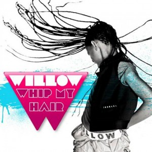 Willow Smith 'Whip My Hair' Single Cover