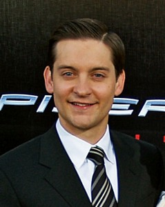 Maguire at the NYC debut of Spider-Man 3, 2007