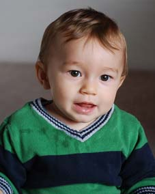 baby modelling raising awareness a pampers case study talent