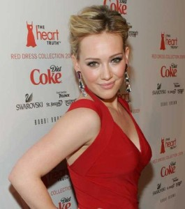 Hillary Duff - so-called Botox Baby rumoured to have had the occasional injections
