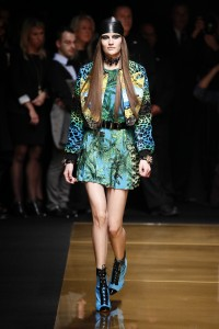 VERSACE FOR H&M SS2012 NEW YORK 11/08/2012