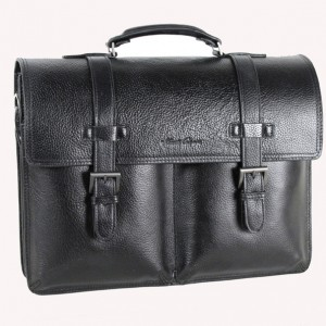 'Tasmania' leather computer case, £170 Kenneth Cole New York