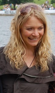 A celebrity mum we can relate to - Jodie Kidd