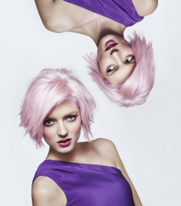 Sophie Sumner's Covergirl shoot on America's Next Top Model