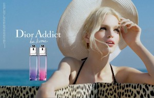 Daphne Groeneveld for the New Dior Addict Campaign 2012