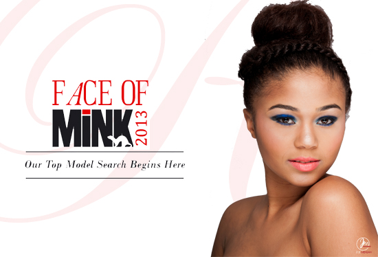 Award winning makeup agency and school, MiNK London, is looking for a new face to front its campaign in 2013