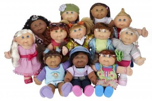 Cabbage Patch Kids make a come back!
