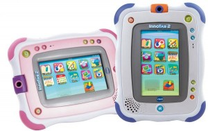 Tablets for kids prove popular for Christmas 2012