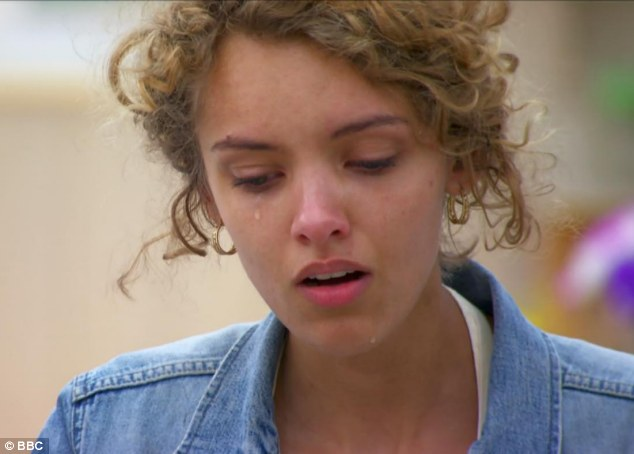 Ruby Tandoh Gets Criticised for Crying Her Way Through To The Final of GBBO