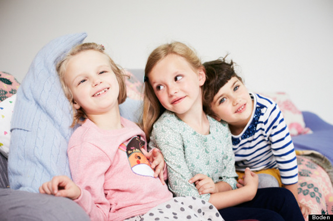 Cerebal palsy sufferer holly greenhow models in new boden for Mini boden direct
